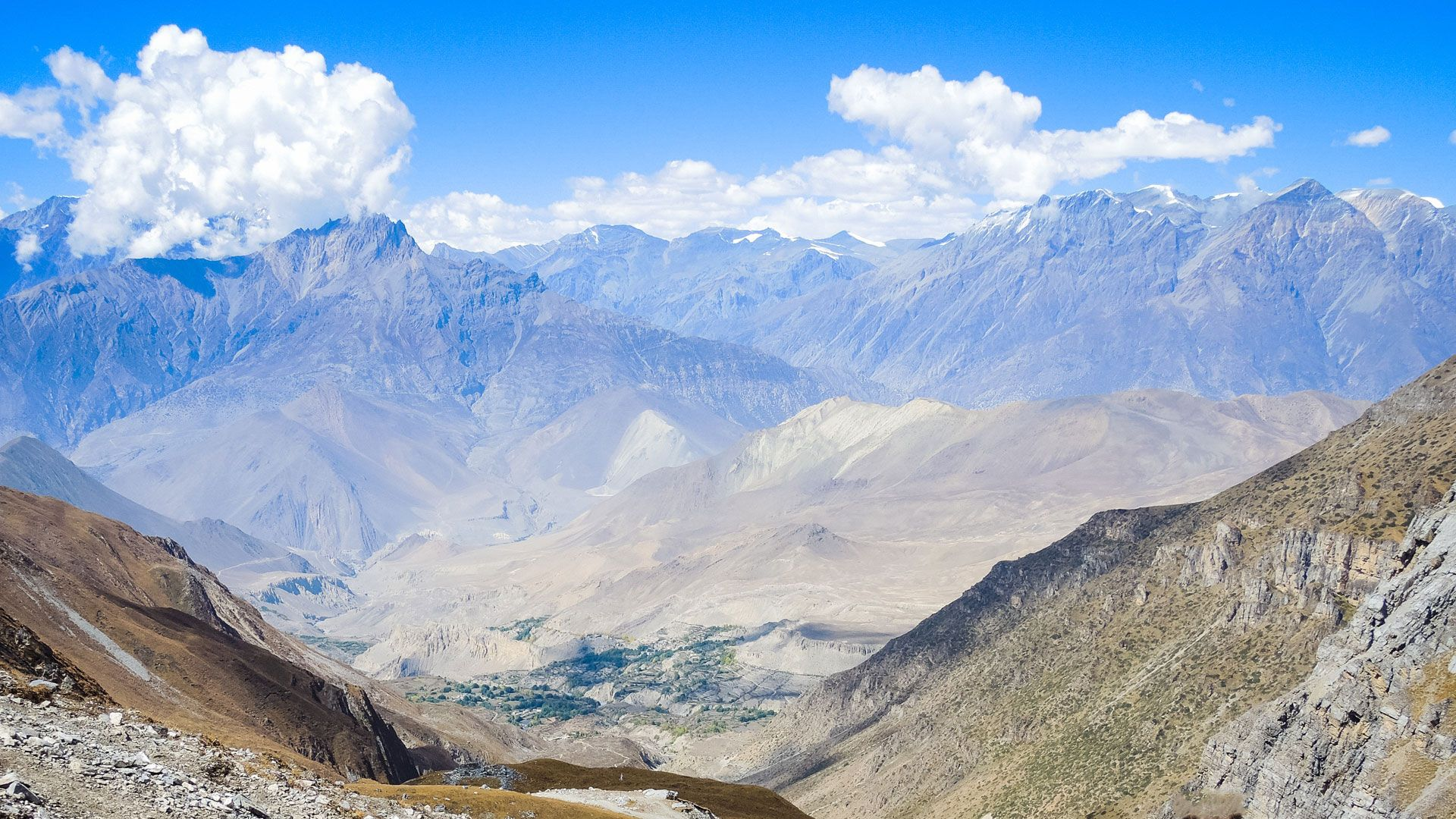 Landscapes of Muktinath